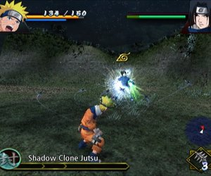 Naruto: Uzumaki Chronicles Screenshots