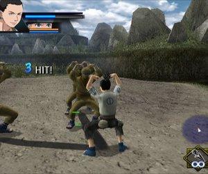 Naruto: Uzumaki Chronicles Screenshots