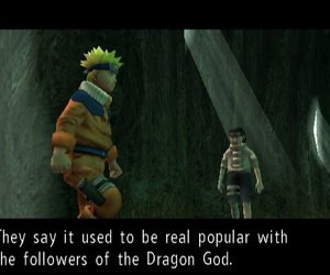 Naruto: Uzumaki Chronicles Chat