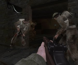 Medal of Honor: European Assault Screenshots