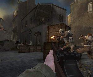 Medal of Honor: European Assault Screenshots