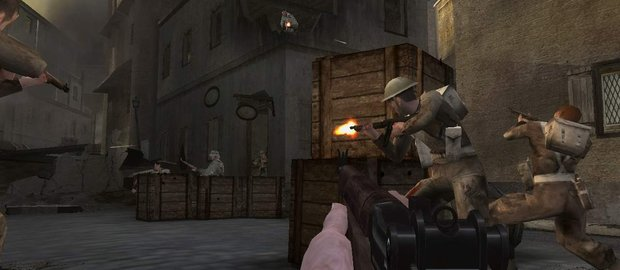 Medal of Honor: European Assault News