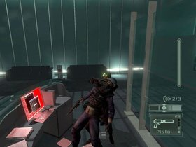 Tom Clancy's Splinter Cell: Pandora Tomorrow Screenshot from Shacknews