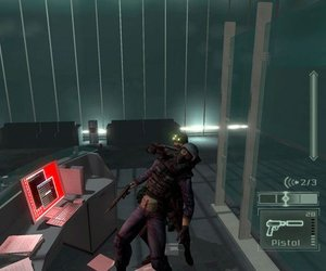 Tom Clancy's Splinter Cell: Pandora Tomorrow Chat