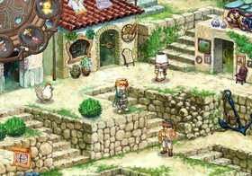 Atelier Iris: Eternal Mana Screenshot from Shacknews
