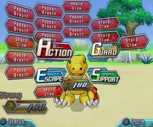 Digimon World Data Squad Chat