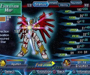 Digimon World Data Squad Screenshots