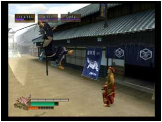 Way of the Samurai 2 Screenshots