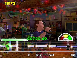 Karaoke Revolution Volume 2 Chat