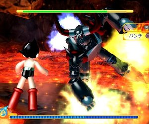 Astro Boy Screenshots