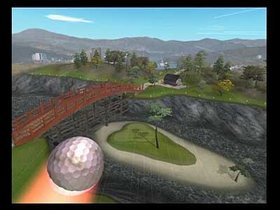 Hot Shots Golf Fore! Screenshot from Shacknews