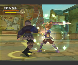 Radiata Stories Screenshots