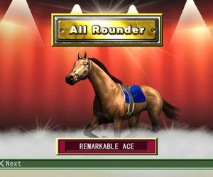 Gallop Racer 2004 Screenshots