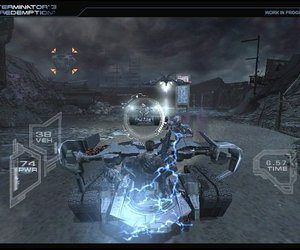Terminator 3: The Redemption Screenshots