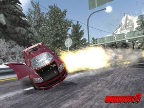 Burnout 3: Takedown Screenshot from Shacknews