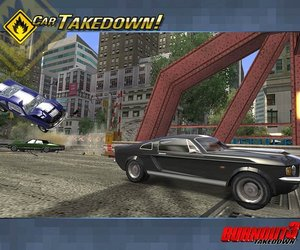 Burnout 3: Takedown Chat