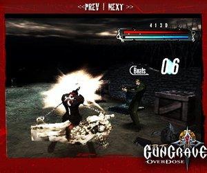Gungrave: Overdose Chat