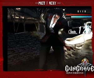Gungrave: Overdose Screenshots