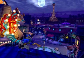 Sly 2: Band of Thieves Screenshot from Shacknews