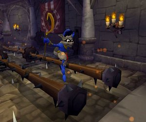 Sly 2: Band of Thieves Files