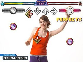 Dance Dance Revolution Extreme Screenshot from Shacknews