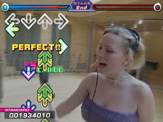 Dance Dance Revolution Extreme Screenshots