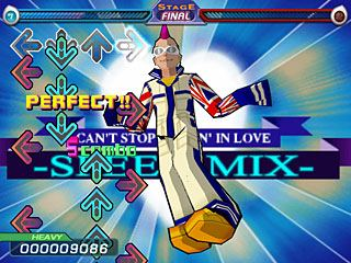 Dance Dance Revolution Extreme Chat