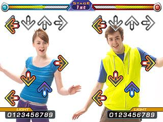 Dance Dance Revolution Extreme Files