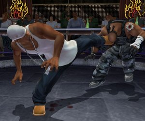 Def Jam: Fight for NY Chat