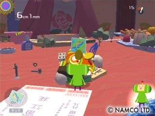 Katamari Damacy Chat