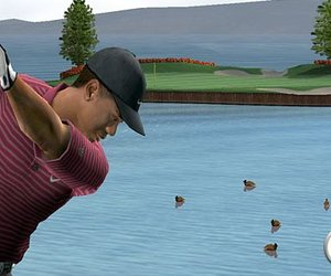 Tiger Woods PGA Tour 2005 Chat