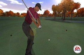 Tiger Woods PGA Tour 2005 Screenshot from Shacknews