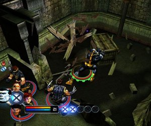 X-Men Legends Screenshots