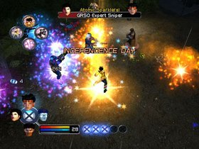 X-Men Legends Screenshot from Shacknews