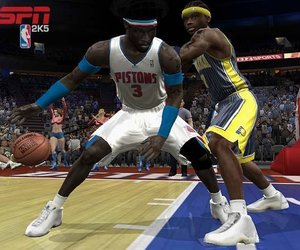 ESPN NBA 2K5 Screenshots