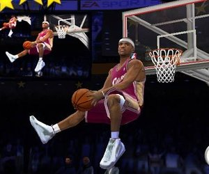 NBA Live 2005 Screenshots