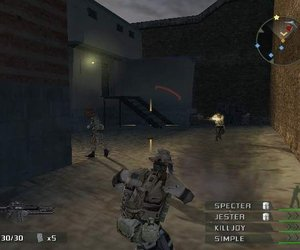 SOCOM 3: U.S. Navy SEALs Screenshots