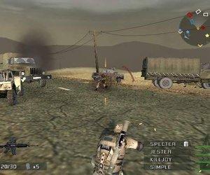 SOCOM 3: U.S. Navy SEALs Screenshots