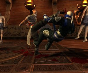 Mortal Kombat: Deception Chat