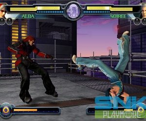 King of Fighters: Maximum Impact Screenshots