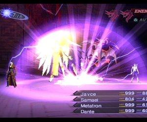Shin Megami Tensei: Nocturne Screenshots