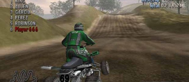 ATV Offroad Fury 3 News
