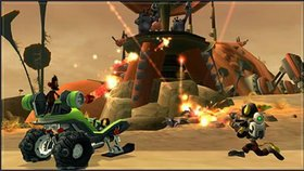Ratchet & Clank: Up Your Arsenal Screenshot from Shacknews