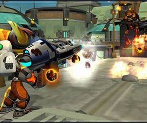 Ratchet & Clank: Up Your Arsenal Screenshots