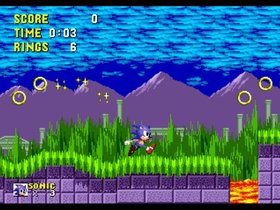 Sonic Mega Collection Plus Screenshot from Shacknews