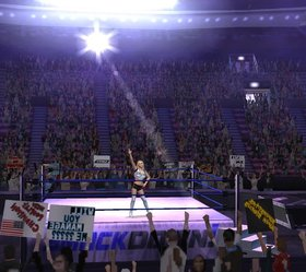 WWE Smackdown! vs. Raw Screenshot from Shacknews