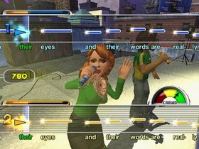 Karaoke Revolution Volume 3 Screenshot from Shacknews