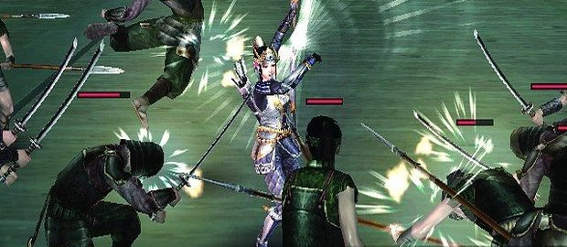 Samurai Warriors: Xtreme Legends News