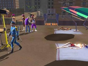 Urbz: Sims in the City Screenshot from Shacknews