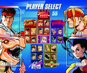 Capcom Fighting Evolution Chat